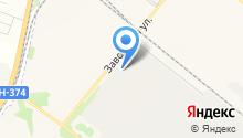 Центр зодчества на карте