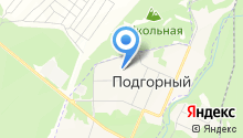 Средняя общеобразовательная школа №104 на карте