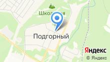 Пункт полиции №1 Межмуниципального управления МВД России по г. Железногорску на карте