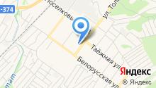 Средняя общеобразовательная школа №93 им. М.М. Царевского на карте