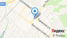 Татьяна на карте