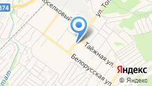 Центральная городская библиотека им. М. Горького на карте