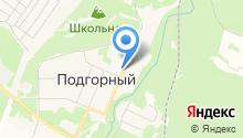 Рябинушка на карте