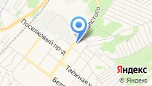 АНПИН на карте