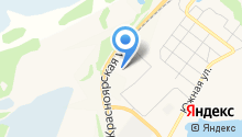 Красноярский завод теплоизоляционных материалов на карте