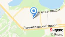 Атек на карте