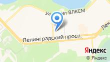 Командор на карте