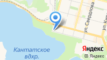 RMC на карте