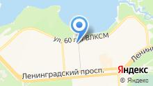Вега-С на карте