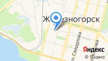 Железногорск.рф на карте