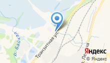 Промышленный парк на карте