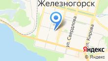 Сибирский вариант на карте