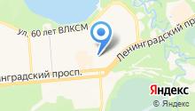 Психологический кабинет Елены Кузнецовой на карте