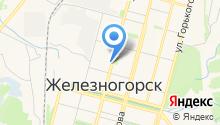 ЕнисейМед проф на карте
