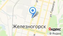 АКБ Енисей, ПАО на карте