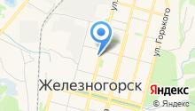 АКБ ЕНИСЕЙ на карте
