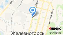 Средняя общеобразовательная школа №98 на карте