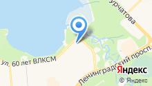 ВАННА ЦЕНТР на карте