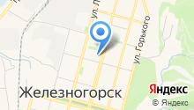 Пилон на карте