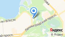 Автосервис КАНТАТ - Автосервис на карте