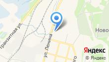 Профессиональное училище №10 на карте