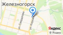 Светлана Д`Люкс на карте
