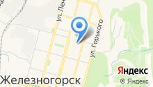Сибирский ювелирный завод на карте