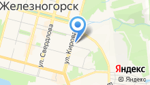 Межрегиональное управление №51 Федерального медико-биологического агентства России на карте