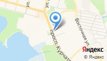 Губернские аптеки на карте