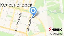 СибЛек на карте