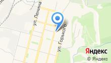 Атомгарант на карте