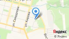 Железногорская городская ритуальная служба на карте