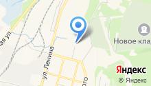 Сибирская пожарно-спасательная академия на карте