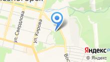 Клиническая больница №51 на карте