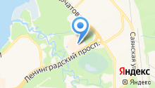 Profi Center на карте