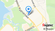 ЗАГС г. Железногорска на карте