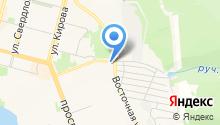 Max-Avto на карте