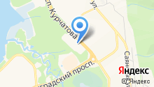 Комиссионный торгово-сервисный центр на карте