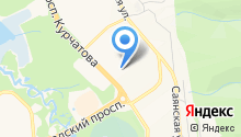 Сахалин на карте
