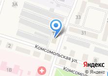 Компания «ОЦТИ-Областное БТИ» на карте