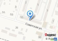 Компания «Почтовое отделение Вихоревка-2» на карте