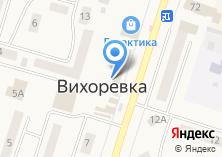 Компания «Мебельная страна» на карте