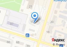 Компания «Антураж» на карте