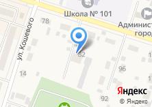 Компания «Империя уюта» на карте