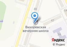 Компания «Мировые судьи Братского района» на карте