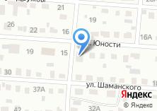 Компания «Свидетели Иеговы» на карте