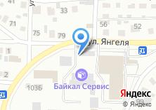 Компания «Аддинол Рус» на карте