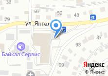 Компания «БратскШИНА» на карте