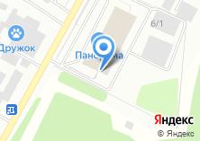 Компания «Строящееся административное здание по ул. Коммунальная» на карте
