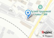 Компания «Эксперт Илим» на карте